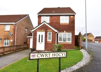 3 bed detached house for sale in Cwrt Hocys, Llansamlet, Swansea SA7