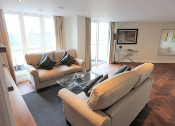 Thumbnail 2 bedroom flat for sale in 4 Bridge Place, London