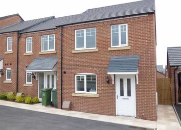 Thumbnail 3 bed end terrace house for sale in Elizabeth Gardens, Hixon, Stafford