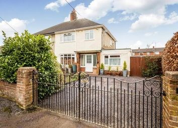 Thumbnail 3 bed semi-detached house for sale in Maes Dolwen, Ruthin, Denbighshire
