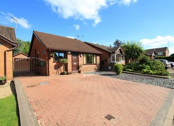 Thumbnail 2 bed detached bungalow for sale in Goldcrest Way, Biddulph, Stoke-On-Trent