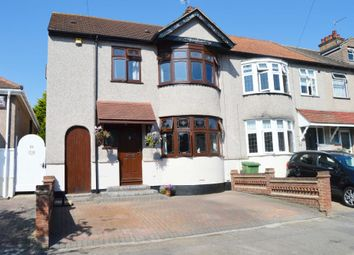 Thumbnail 4 bed end terrace house for sale in Brooklands Gardens, Hornchurch