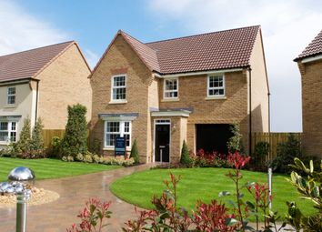 "Thumbnail 4 bed detached house for sale in ""Millford"" at Tranby Park, Jenny Brough Lane, Hessle"