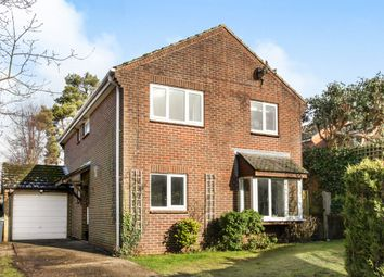 Thumbnail 4 bed detached house for sale in Eyres Drive, Alderbury, Salisbury