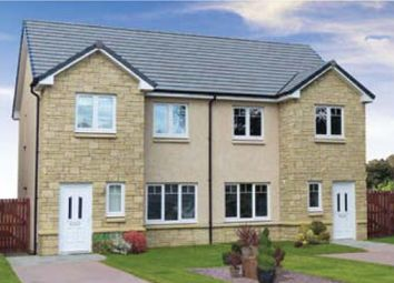 Thumbnail 3 bedroom semi-detached house for sale in Plot 14 Arrochar, Oaktree Gardens, Alloa, Clackmannanshire