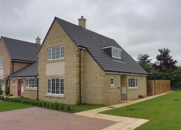 Thumbnail 3 bed bungalow for sale in Mayfield Gardens, Baston, Peterborough
