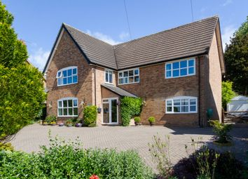 Thumbnail 4 bedroom detached house for sale in Ash Heys Court, Chester Road, Alpraham, Tarporley, Cheshire