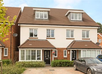 Thumbnail 4 bed semi-detached house for sale in Watersedge Drive, Godalming, Surrey