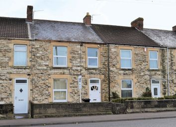 Thumbnail 3 bed terraced house for sale in Westfield Terrace, Westfield, Radstock
