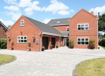 Thumbnail 6 bed detached house for sale in Sandyfields, Baldwins Gate, Newcastle-Under-Lyme