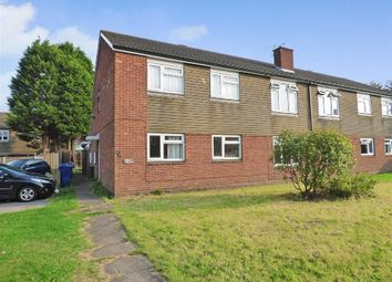Thumbnail 2 bed flat for sale in Barnard Way, Cannock, Staffordshire