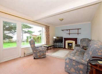 Thumbnail 2 bed detached bungalow for sale in Seven Sisters Close, St. Lawrence, Ventnor, Isle Of Wight