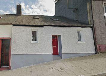 Thumbnail 1 bed terraced house for sale in 31B, High Street, Stranraer DG97Ll