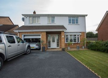 Thumbnail 5 bed detached house for sale in Elkington Park, Burry Port, Carmarthenshire