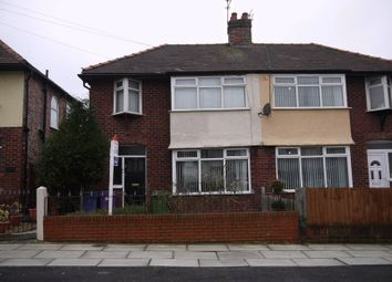 Thumbnail 3 bed semi-detached house to rent in Renwick Road, Walton, Liverpool