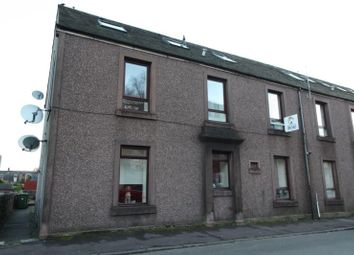 Thumbnail 1 bedroom flat for sale in West Johnstone Street, Alva