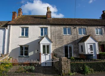 Thumbnail 3 bed terraced house for sale in Post Office Row, Hambridge, Langport