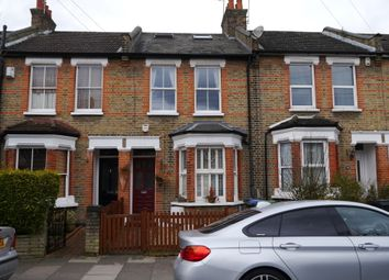 Thumbnail 3 bed terraced house to rent in Halstead Road, Enfield
