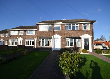 Thumbnail 2 bed terraced house for sale in Alpine Drive, Leigh, Greater Manchester.