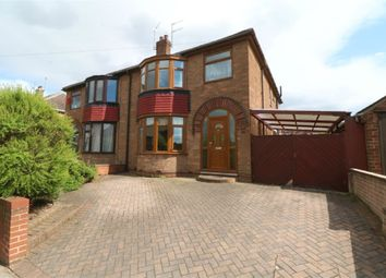 Thumbnail 3 bed semi-detached house for sale in Lowfield Road, Wheatley Hills, Doncaster, South Yorkshire