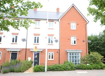 Thumbnail 5 bedroom terraced house for sale in William Heelas Way, Wokingham, Berkshire