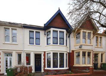 Thumbnail 3 bed terraced house for sale in Pen-Y-Lan Terrace, Penylan, Cardiff