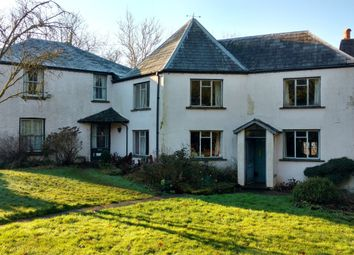 Thumbnail 4 bed detached house for sale in Tredilion, Abergavenny
