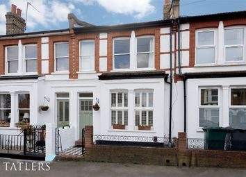 Thumbnail 2 bed terraced house for sale in Brackenbury Road, East Finchley, London