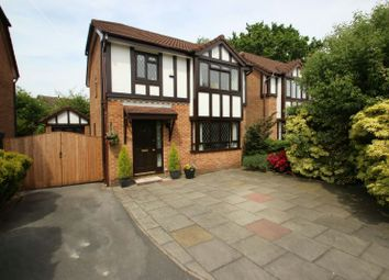 Thumbnail 3 bed detached house for sale in Silverbirch Close, Sale