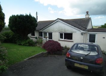 Thumbnail 2 bed detached bungalow for sale in Morview Road, Widegates, Looe