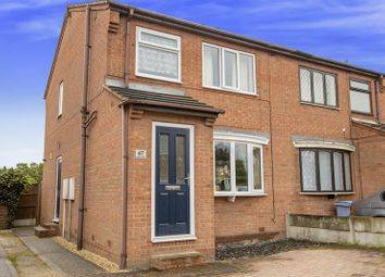 Thumbnail 3 bed semi-detached house for sale in Darrel Road, Retford