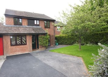 Thumbnail 4 bedroom link-detached house to rent in Falcon View, Winchester