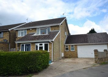Thumbnail 4 bed detached house for sale in Slade Road, Stokenchurch, High Wycombe