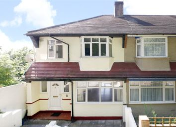 Thumbnail 3 bed terraced house for sale in Grangewood Terrace, London