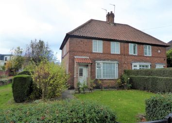 Thumbnail 3 bed semi-detached house for sale in Layerthorpe, York
