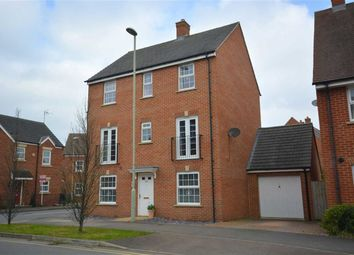 Thumbnail 4 bed detached house for sale in Thatcham Avenue Kingsway, Quedgeley, Gloucester