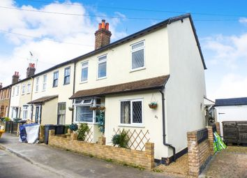 Thumbnail 3 bedroom end terrace house for sale in Admirals Walk, Hoddesdon