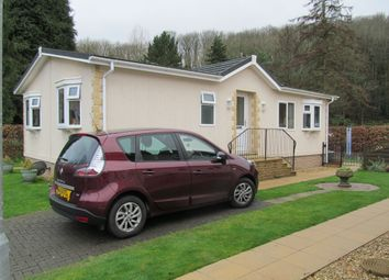 Thumbnail 2 bed mobile/park home for sale in Plym Valley Meadows Park (Ref 5490), Leigham Manor Drive, Plymouth, Devon