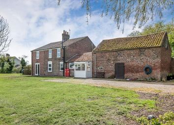 Thumbnail 6 bed detached house for sale in Dowdyke Road, Sutterton, Boston, Lincolnshire