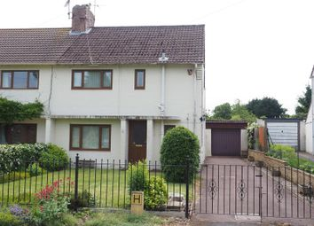 Thumbnail 3 bed semi-detached house for sale in Fairfield Road, Isham, Kettering