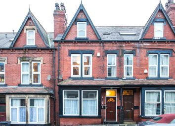 Thumbnail 6 bed terraced house for sale in Winston Gardens, Leeds, West Yorkshire