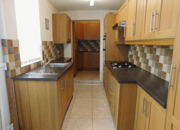 Thumbnail 2 bed terraced house to rent in Broxtowe Drive, Mansfield