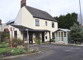 Thumbnail 2 bed semi-detached house for sale in Burton Road, Castle Gresley, Swadlincote
