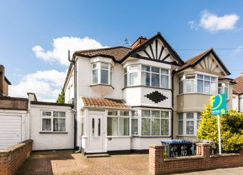 Thumbnail 4 bed property to rent in Ellesmere Road, Willesden, London