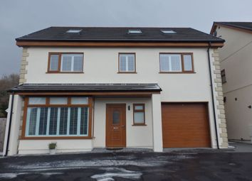Thumbnail 5 bed detached house for sale in Cwmfelin Road, Bynea, Llanelli