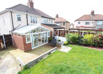 Thumbnail 3 bedroom semi-detached house for sale in Kinley Gardens, Bootle