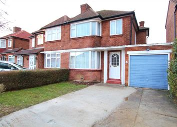 Thumbnail 3 bedroom semi-detached house to rent in Kynance Gardens, Stanmore
