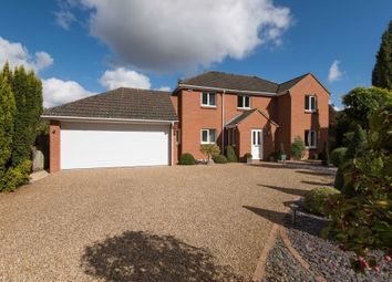 Thumbnail 4 bed detached house for sale in Hinshalwood Way, Old Costessey, Norwich