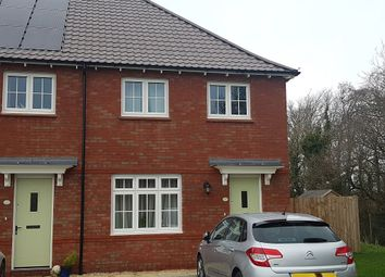 Thumbnail 3 bed property to rent in Rooksbridge View, Roundswell, Barnstaple