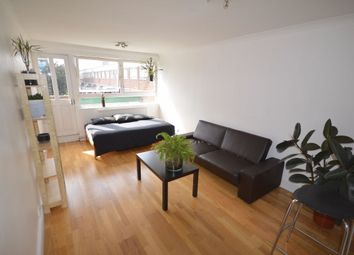 Thumbnail 3 bed flat to rent in Carnoustie Drive, London
